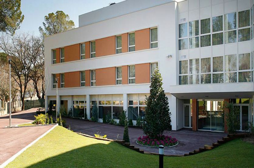 Jardins de valldoreix santcugat info residencia jardins - Residencia jardins de valldoreix ...