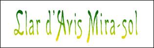 Llar Avis Mirasol