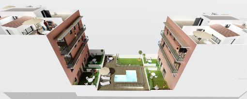 promoción pisos en Sant Cugat
