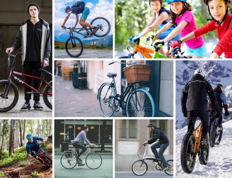tienda online de bicis en Sant Cugat